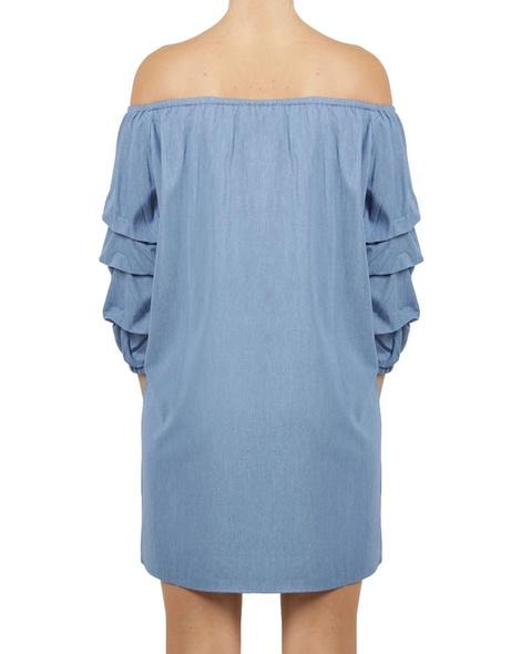 Demin Maracus Dress B