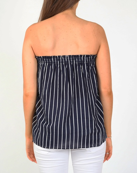 Reno top navy B
