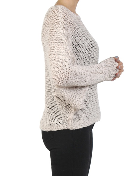 Ivanna Jumper natural sides