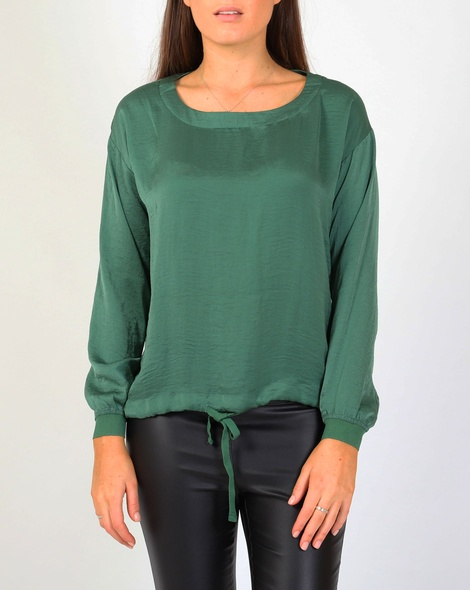 Delma top green A new