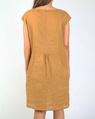 Bronte dress camelB
