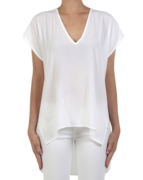 Cat top white front