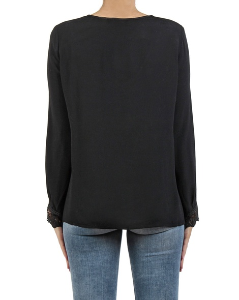 Verity top black back copy