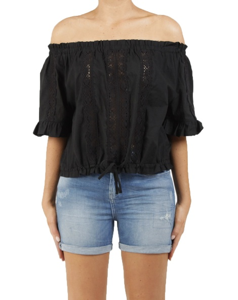 Cindy top black A