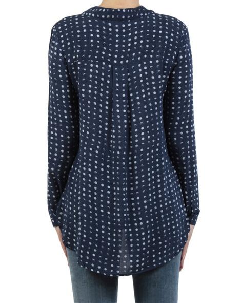 Moonlight shirt navy back copy