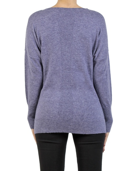 Jessica Jumper Lilac back