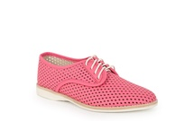ROLLIE DERBY PINK -Lace Up