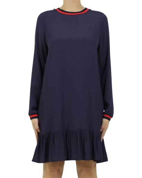 Charlize dress navy A