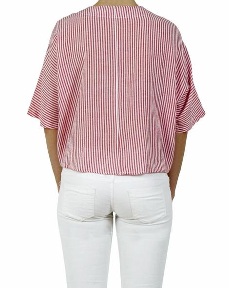 cruiser shirt red B