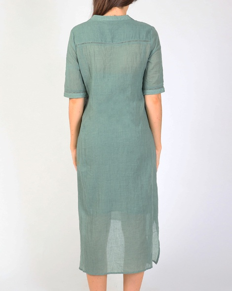 Eleni dress green B