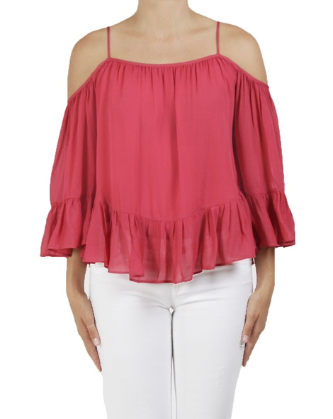 sunrise top cherry A
