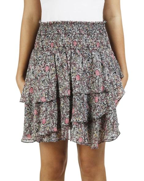 Chloe skirt navy A new