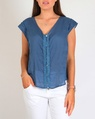 Melodie top blue A