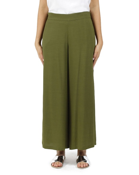 jamy tie pant green A