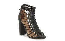 MORRIS - Lace up heel sandal