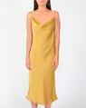 Yelena dress mustard A