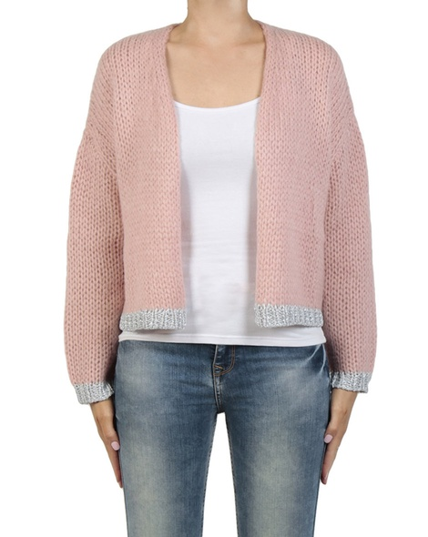 Giselle cardigan blossom front