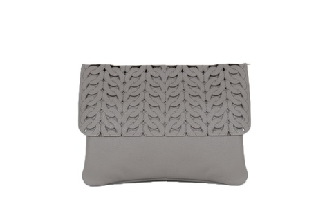 Chain Clutch Taupe A