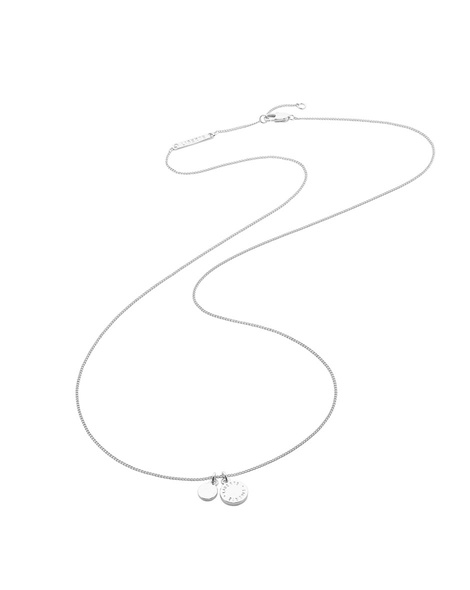 ALEXI NECKLACE silver