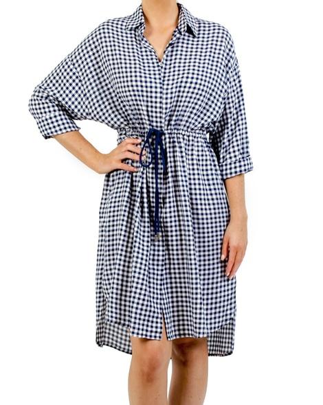 Gingham Hannah Dress B