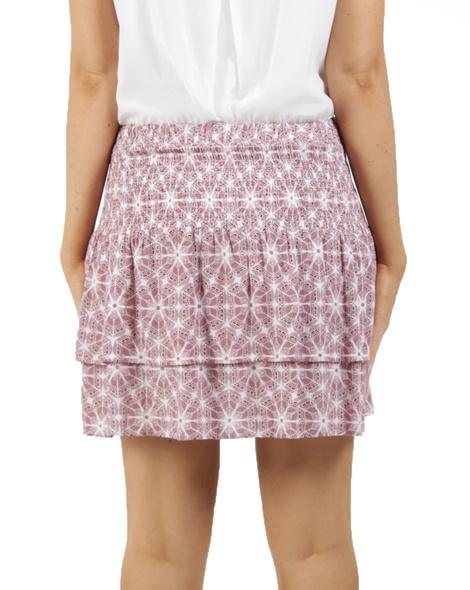 Primrose Skirt red B