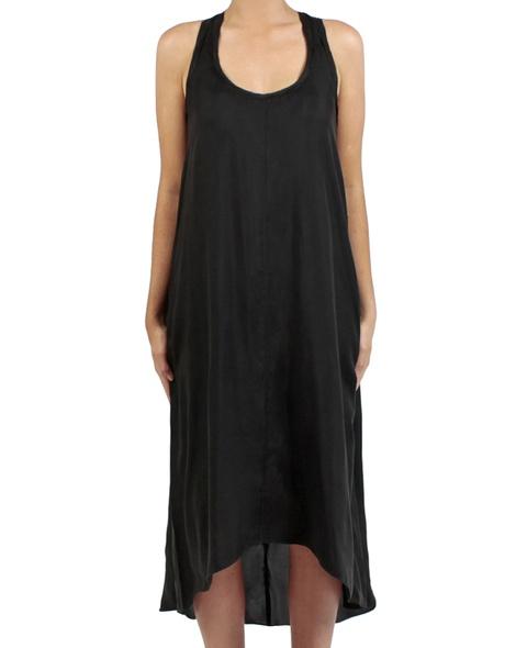 Julie Dress black front