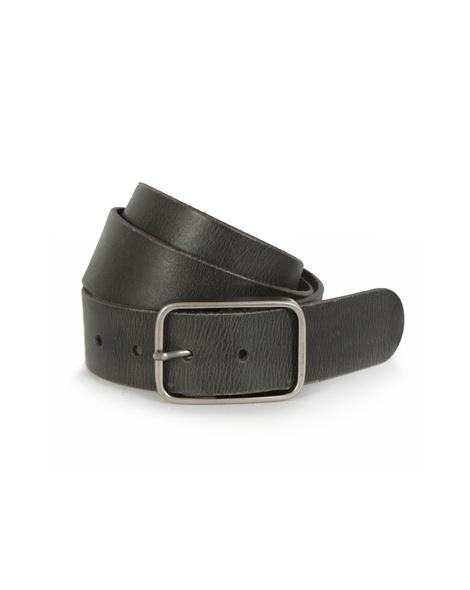 Jersey Jeans belt black