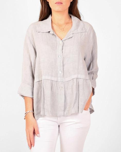 Sahara linen shirt gtrey A copy