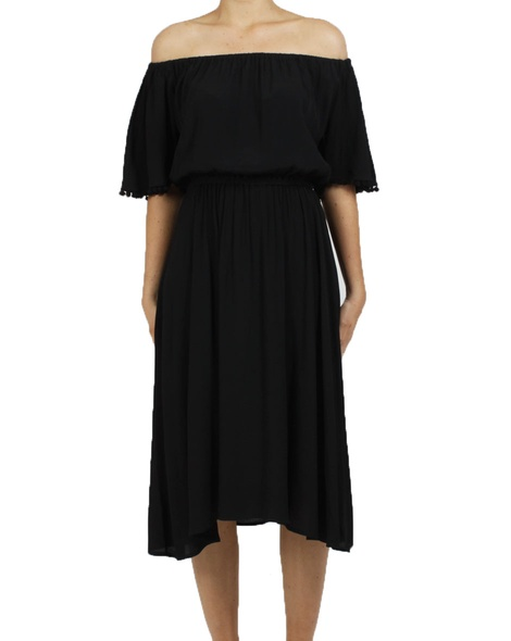 zuzu dress blk A