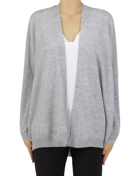 Merion Briony cardi silver A