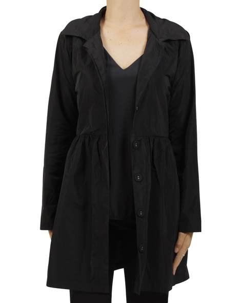 Parisian Coat Blk A