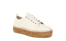 TRUENO - Lace Up Espadrille
