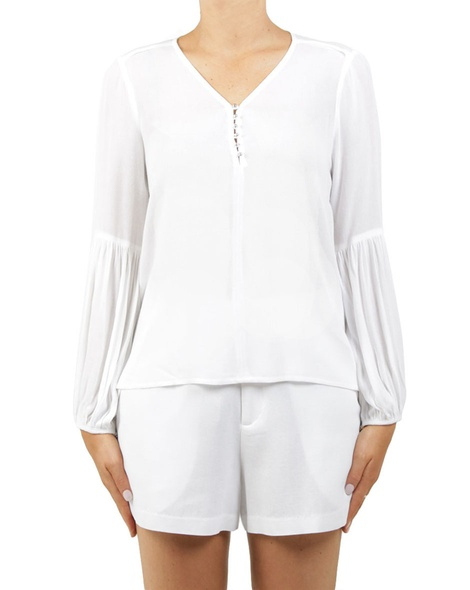 Sully Top White A