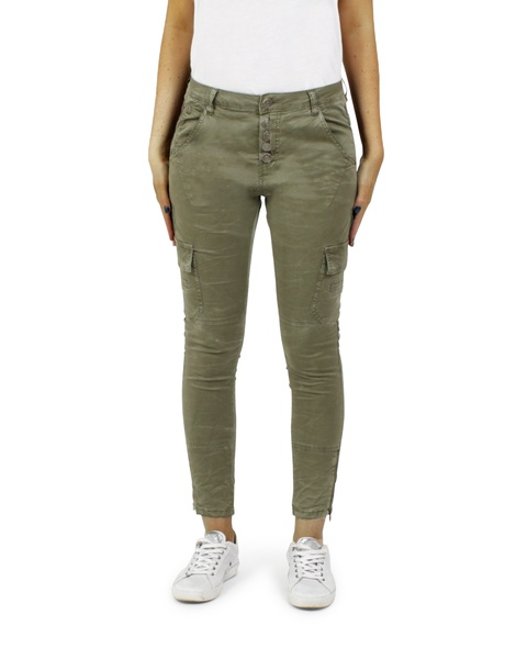 Chicargo jeans olive A