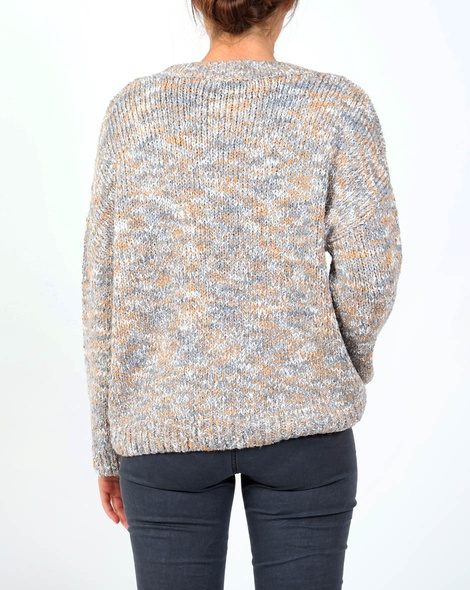 Eliana knit silver B