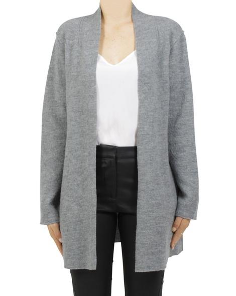 wyatt coat silver A