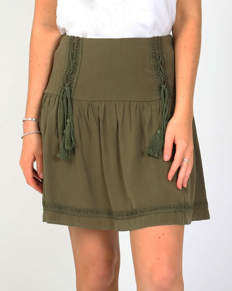 Lacie skirt green A