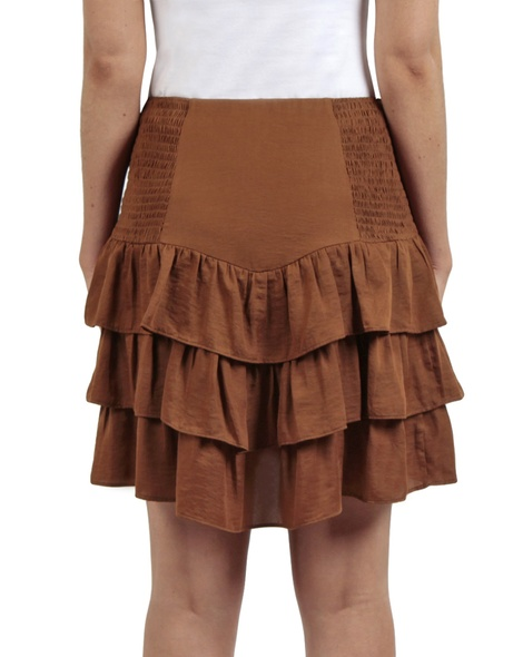 Posie Skirt tobacco back copy