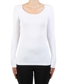 Core L/S Scoop Neck
