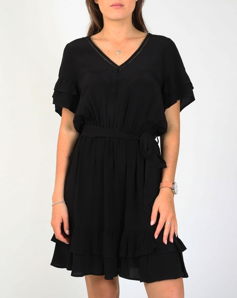 Libby dress blk A