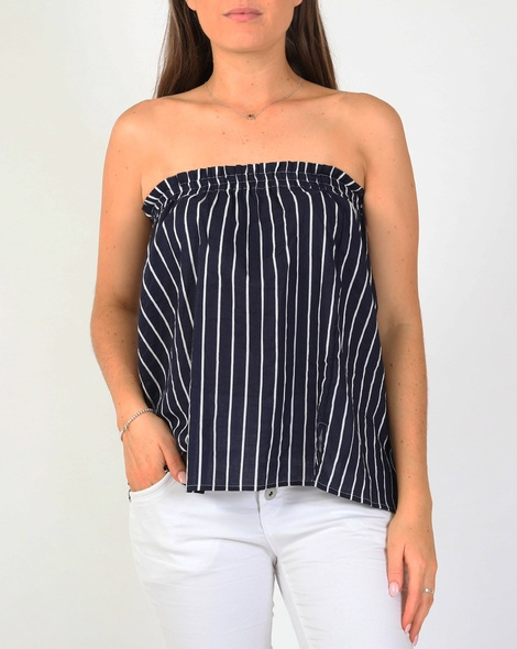 Reno top navy A