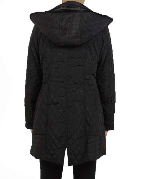 Quilted parka B