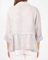Sahara linen shirt grey B copy