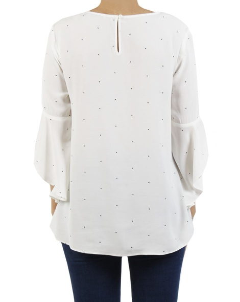 Spotty Day Dream blouse B