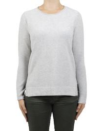 Arc Split Pullover