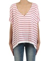 Stripey ziggy top red front copy