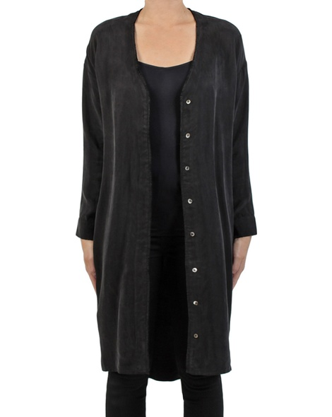 Leah Jacket black front
