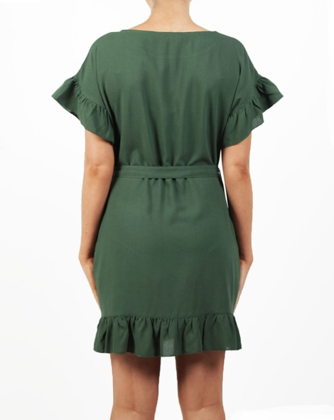 Raven Dress Forrest B