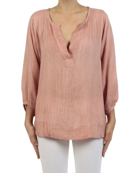 Faye top blossom front