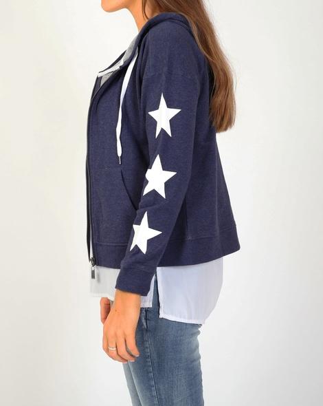Star hoodie C